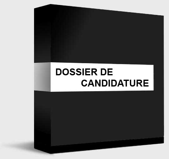 dossier de candidature et motivation